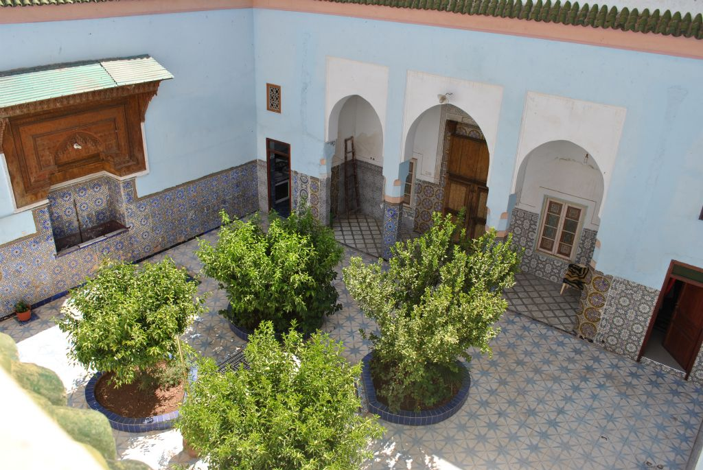 Marrakech Riads to be restored for sale