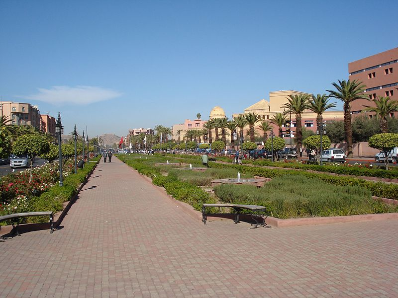 Marrakech land for sale