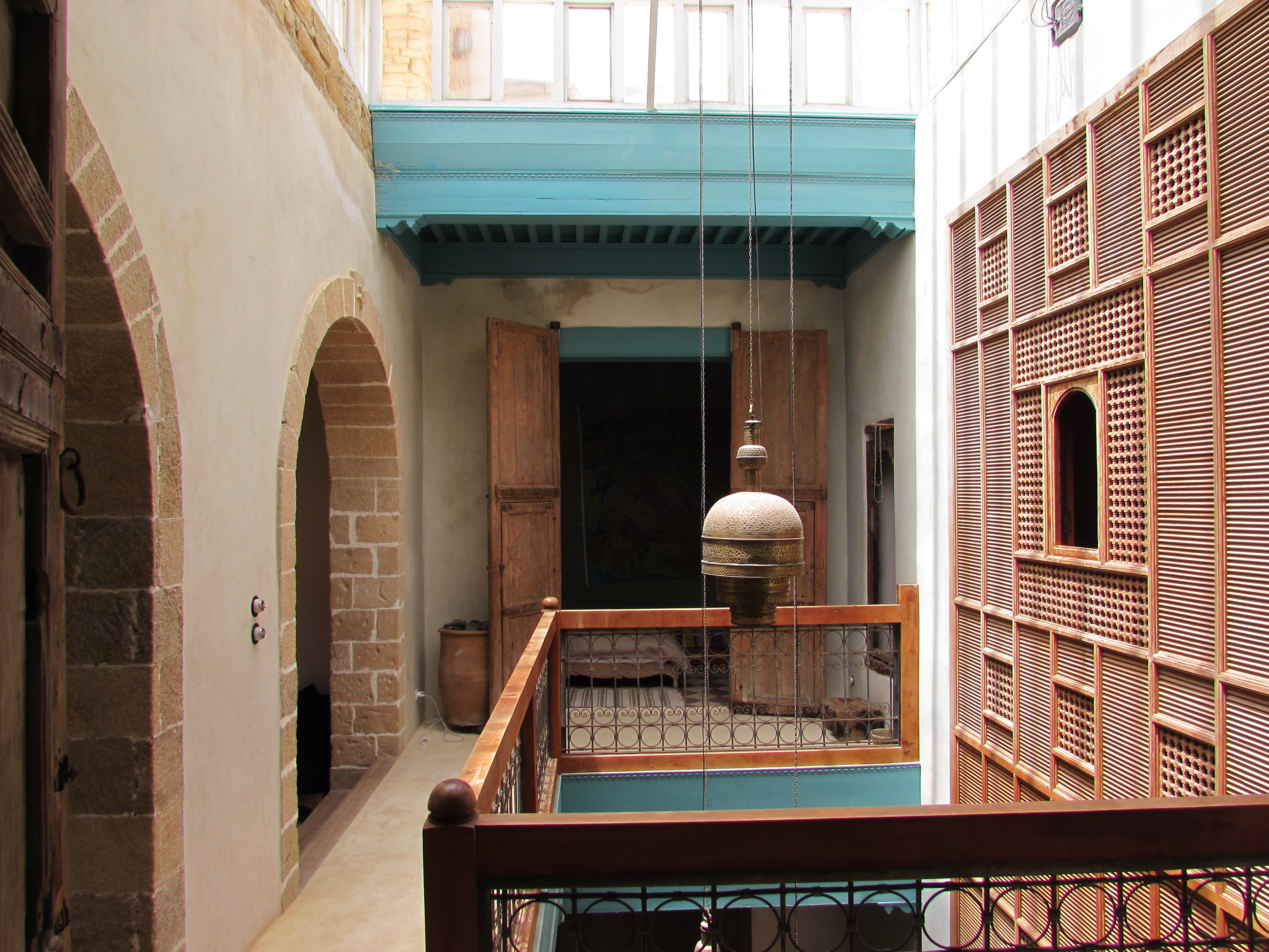 Salle De Bain Style Riad ~ rare riad de 4 chambres r nov dans un style contemporain vendre