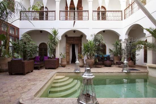 maison d'hôte marrakech